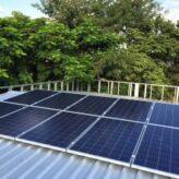 Fotovoltaická elektrárna pro vlastní spotřebu